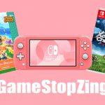 novità offerte GameStopZing