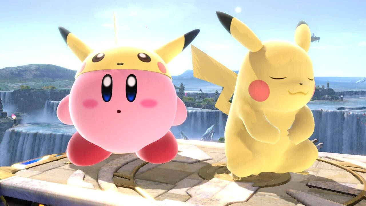 James Turner crea l'incrocio tra Pikachu e Kirby: ecco Pikirby