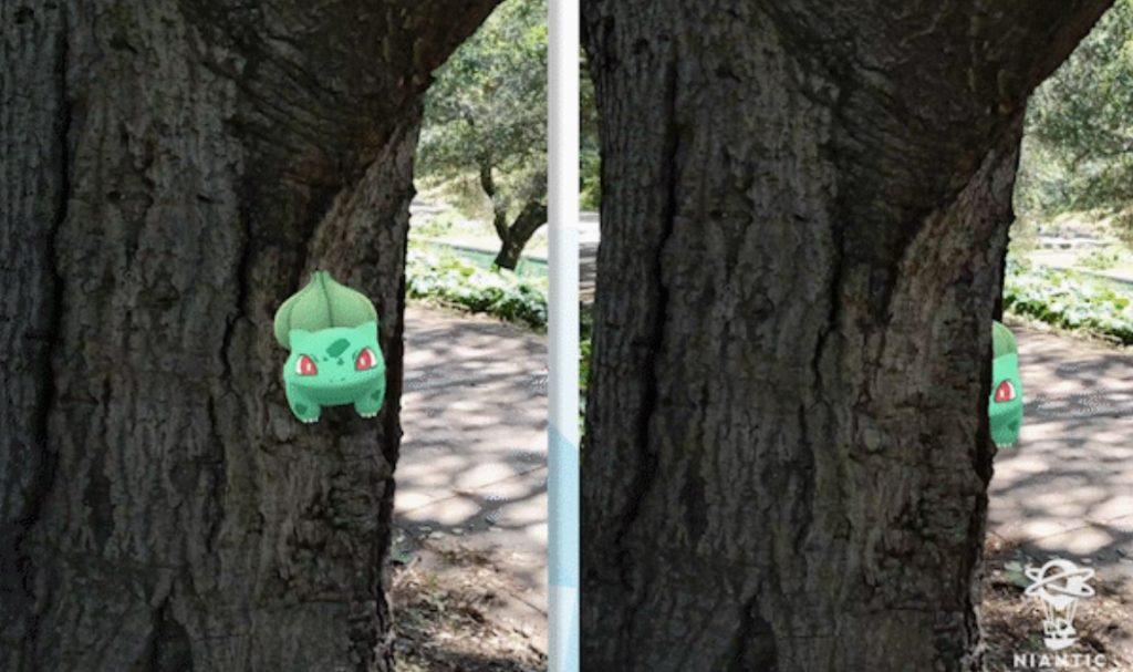 Realtà integrata Pokémon GO
