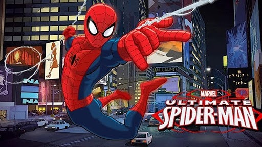 Ultimate Spider Man su Disney+