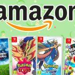 Pokémon Spada e Scudo e altro su Amazon