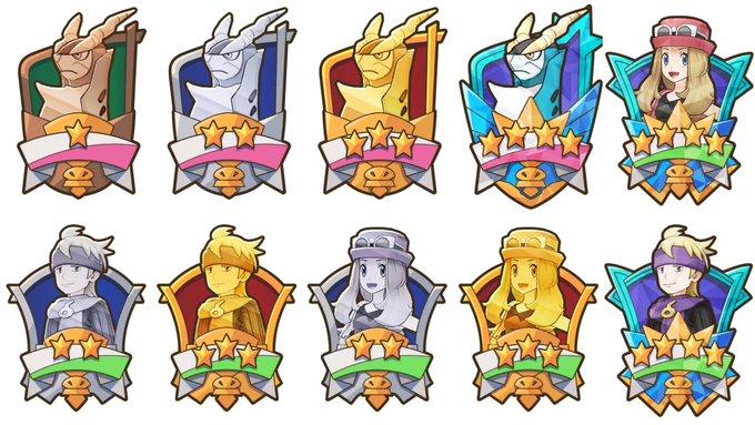 Emblemi Pokémon Masters
