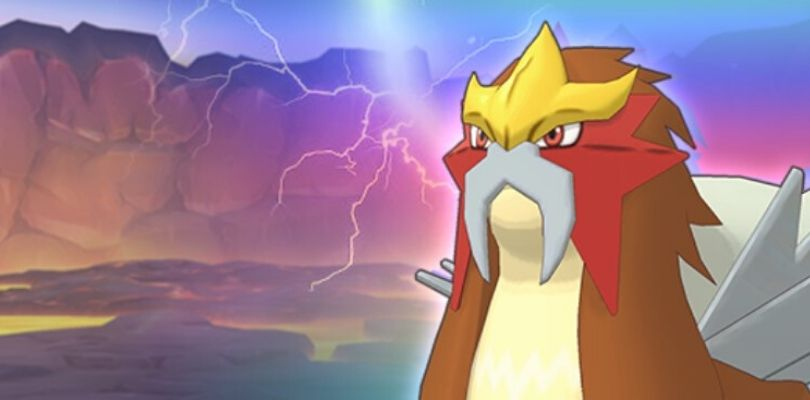 Entei inaugura le Lotte leggendarie di Pokémon Masters