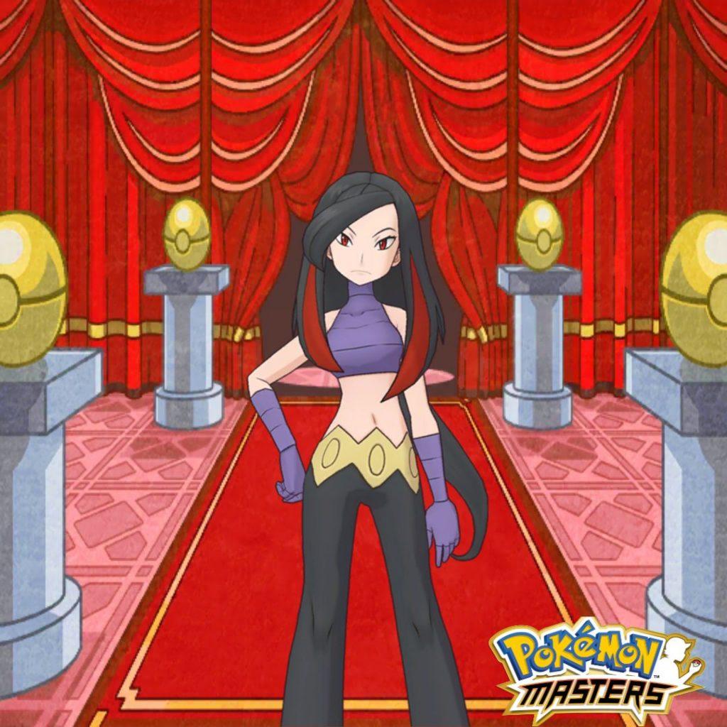 Fortunata è giunta in Pokémon Masters
