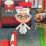 KFC Animal Crossing