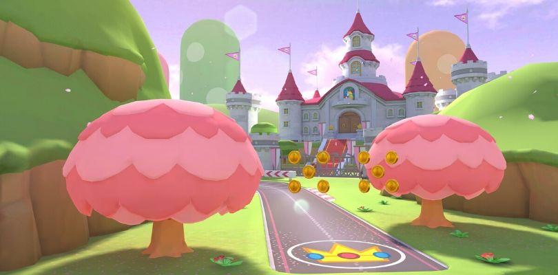 Mario Kart Tour: annunciato il nuovo tour dedicato a Peach