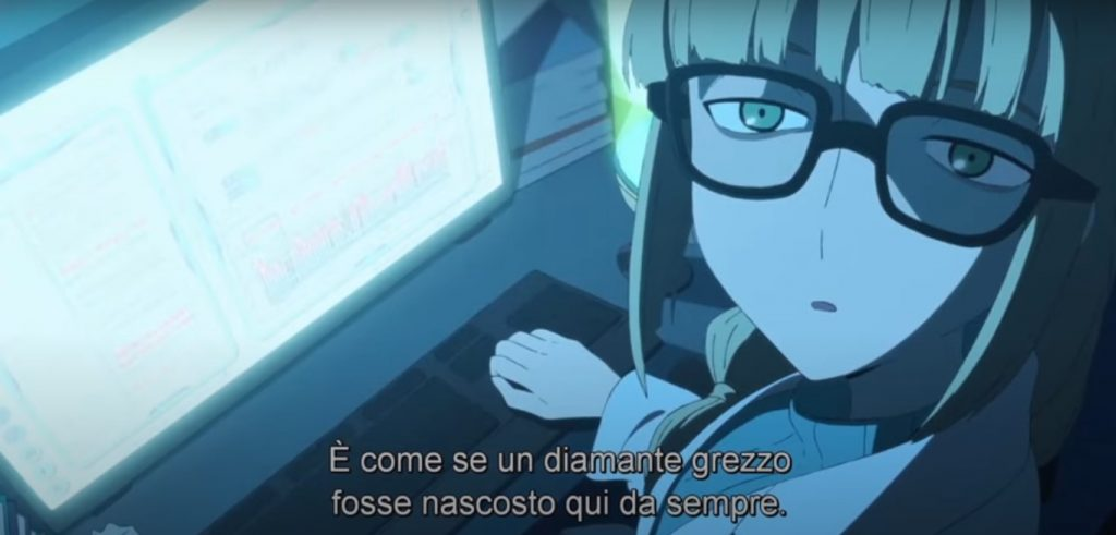"""Olive in Pokémon """"Ali del Crepuscolo"""""""