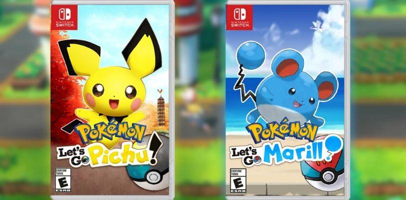 Pokémon Let's Go Johto