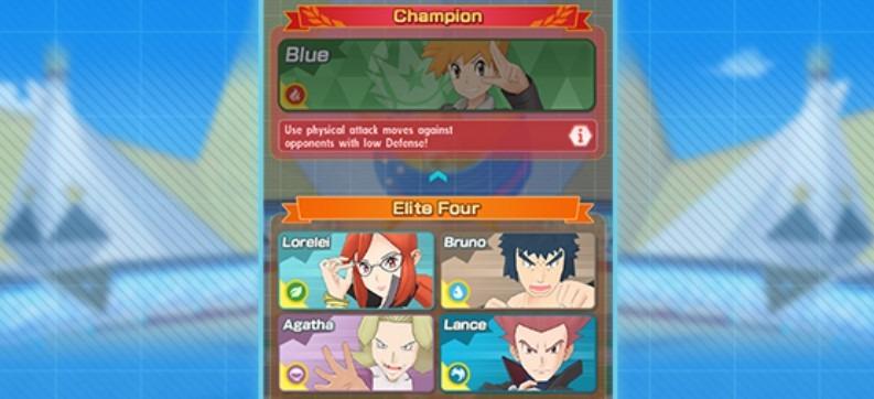 Pokémon Masters introdurrà la Lega