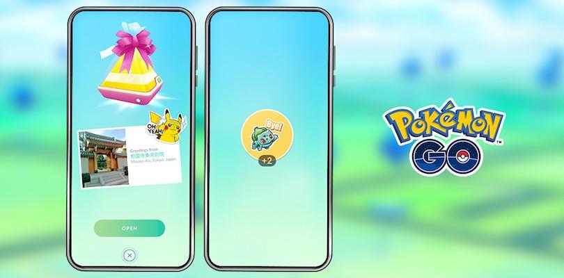 Pokémon GO: inviti per i raid a fine giugno e adesivi in arrivo