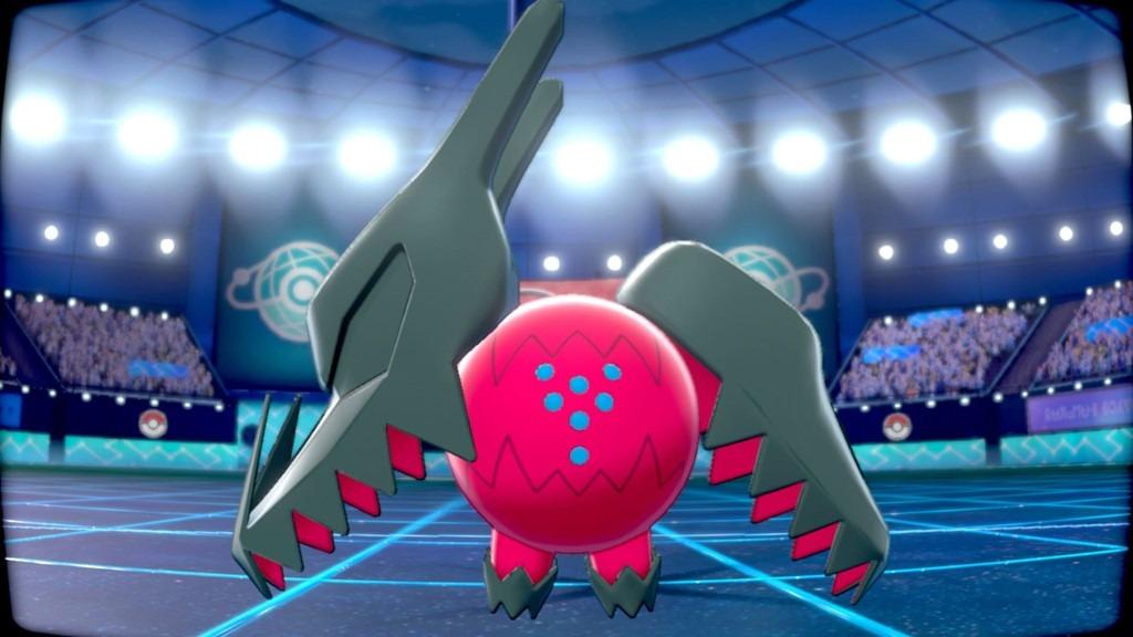 Regidrago Pokémon Spada Scudo