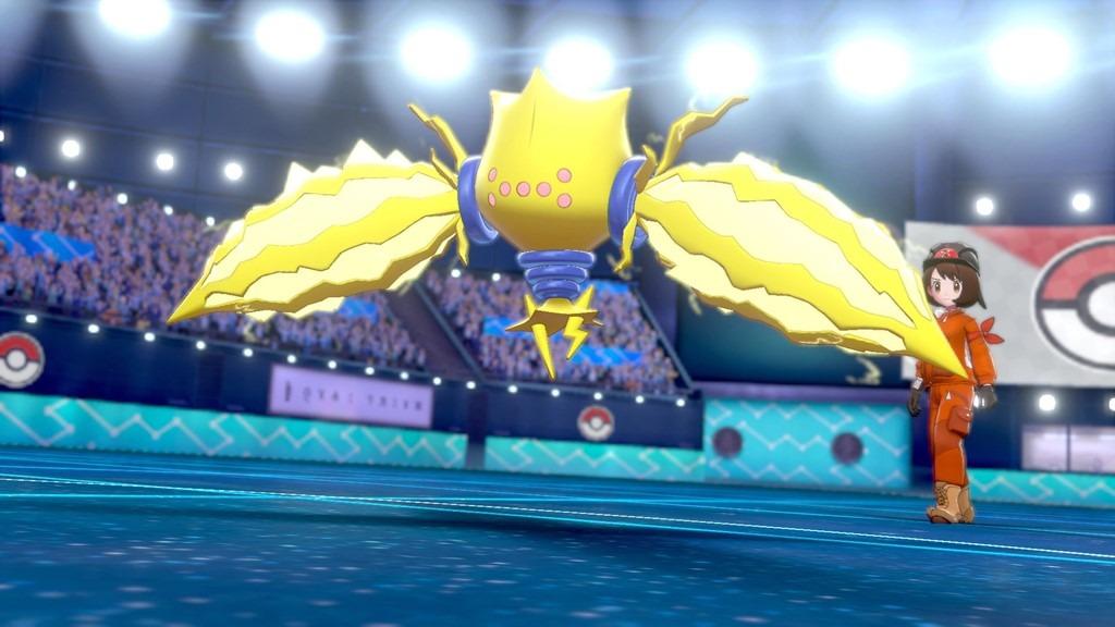 Regieleki Pokémon Spada Scudo