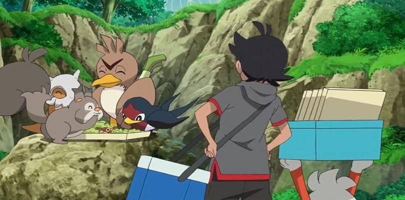 Ecco il riassunto dellepisodio XY076 di Pokémon XY! Entra