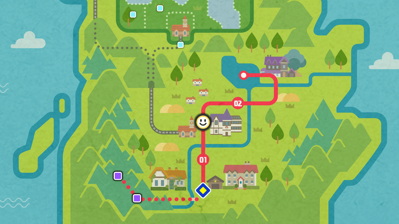 brassbury mappa