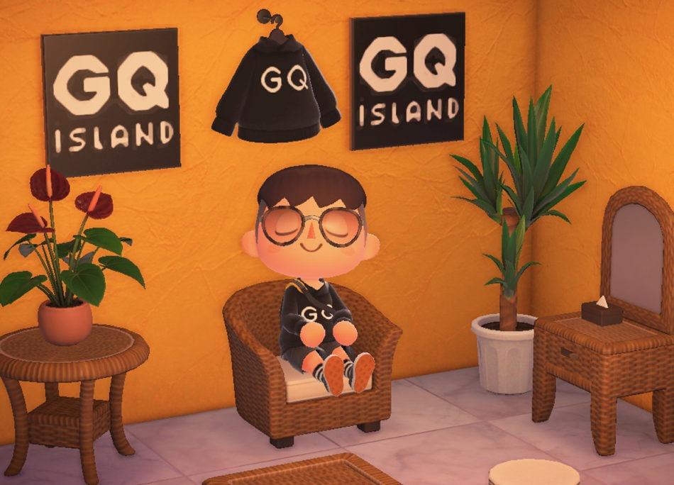 GQ Animal Crossing