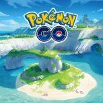 isola armatura Pokémon GO
