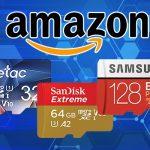 microSD Nintendo Switch Amazon