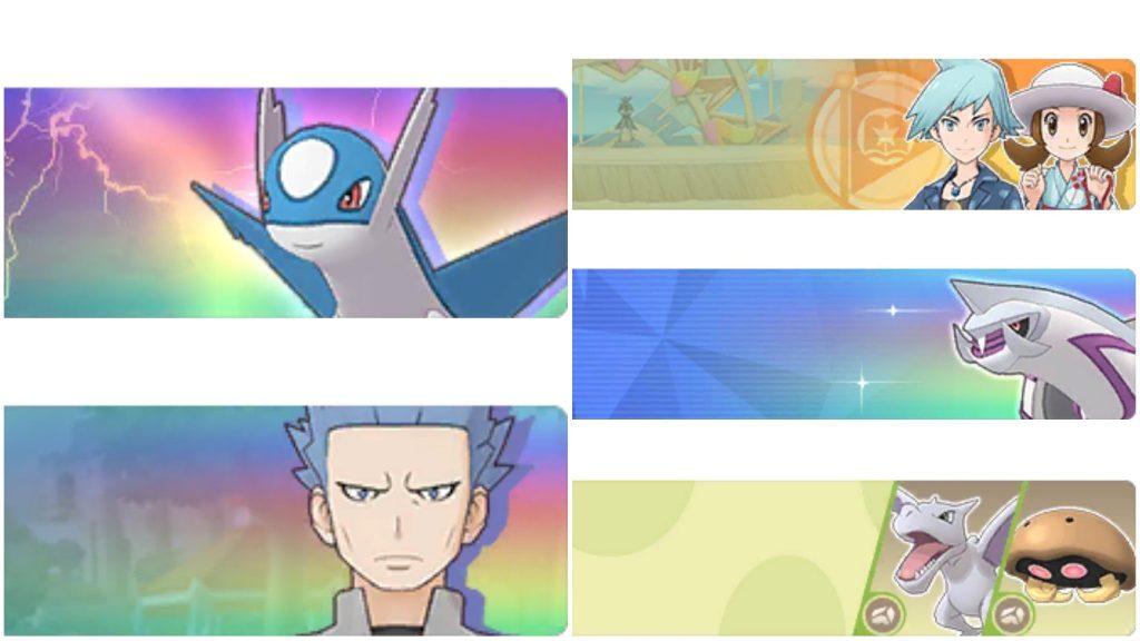 Banner eventi Pokémon Masters