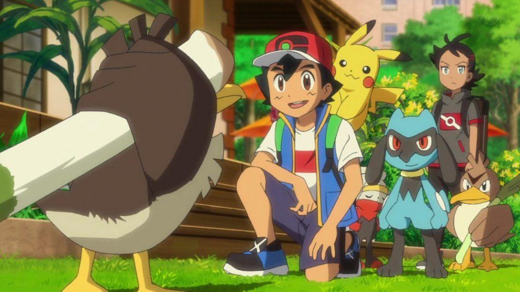 Nuovo Pokémon di Ash
