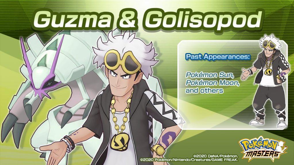 Guzman e Golisopod