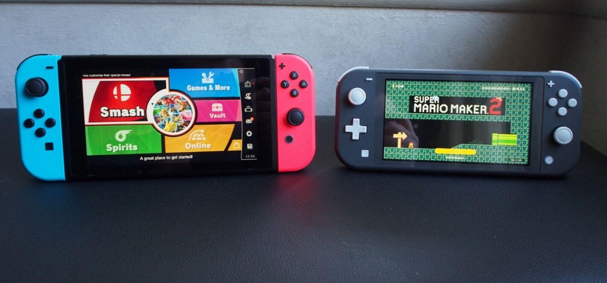 Rumor: un nuovo modello di Nintendo Switch nel 2021