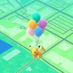 Pikachu Volo Pokémon GO