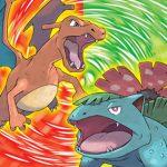 Pokémon Rosso Fuoco Verde Foglia online