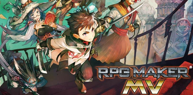 RPG Maker MV in arrivo a settembre su Nintendo Switch