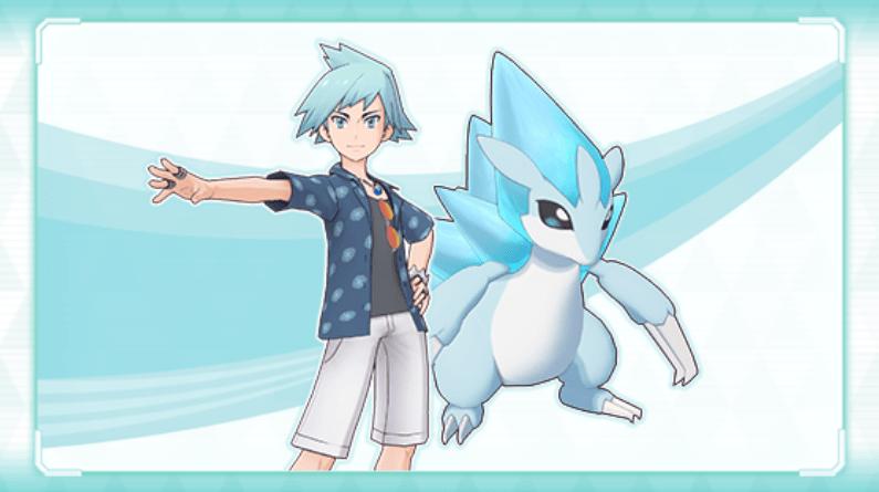 Rocco sarà la prossima Unità festiva di Pokémon Masters