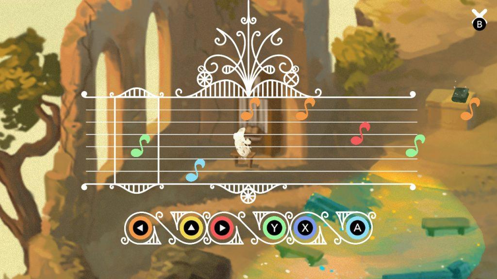La Creatura suona il pianofrote
