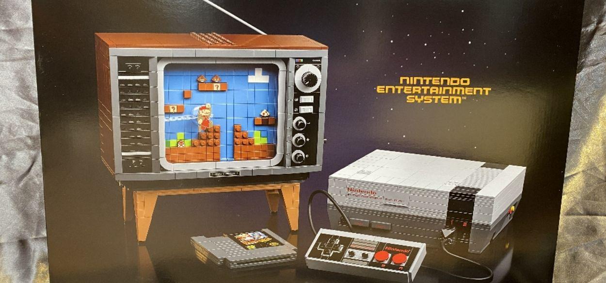 Trapelato il nuovo set LEGO dedicato al NES