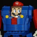 mecha Super Mario