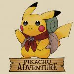 pikachu adventure