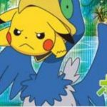Pikachu Ingoiato