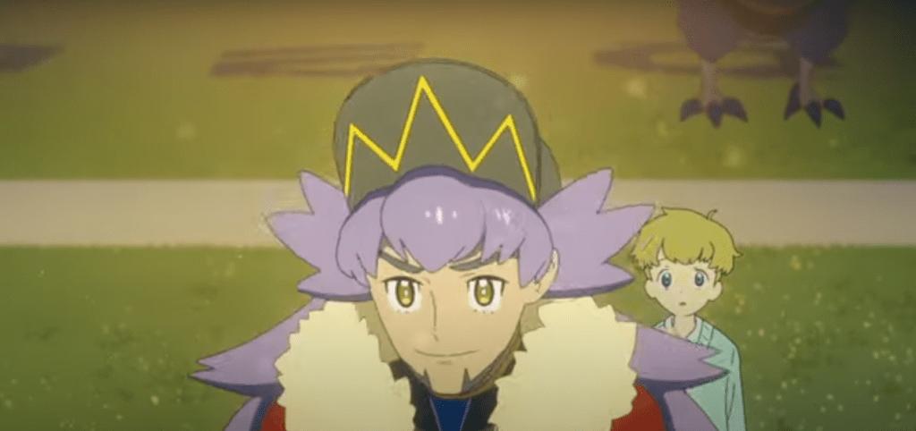 """I protagonisti del finale di Pokémon """"Ali del Crepuscolo"""": Dandel e John"""