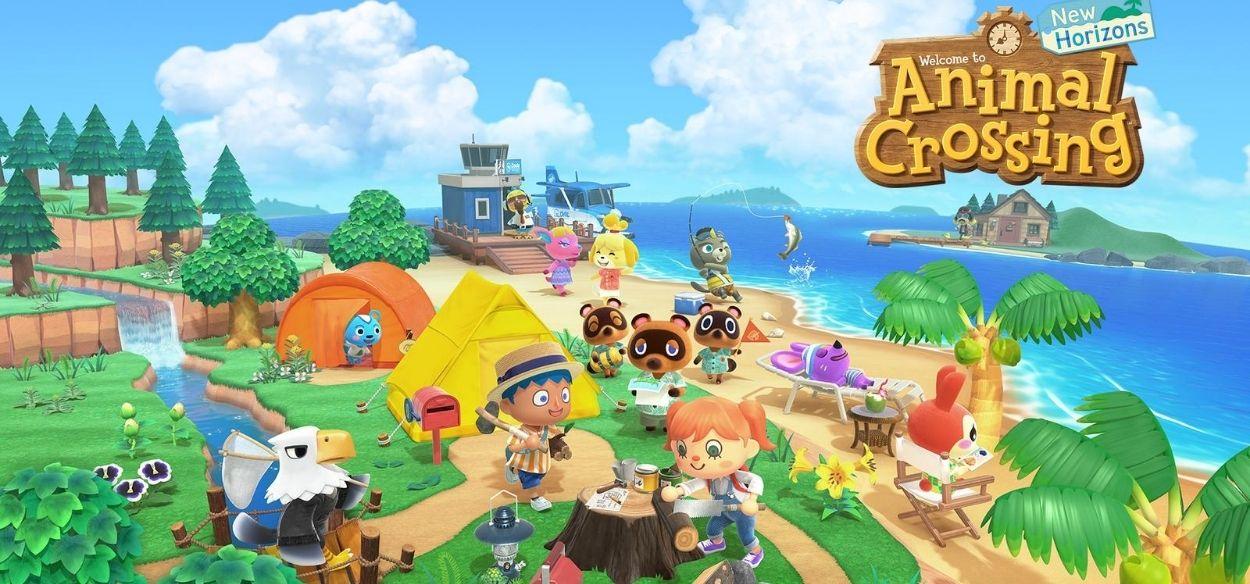 Animal Crossing: New Horizons, un sondaggio svela l'età media dei giocatori