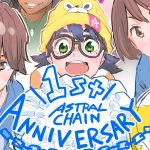 Astral Chain anniversario