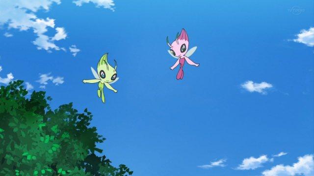 32° episodio Esplorazioni Pokémon Celebi