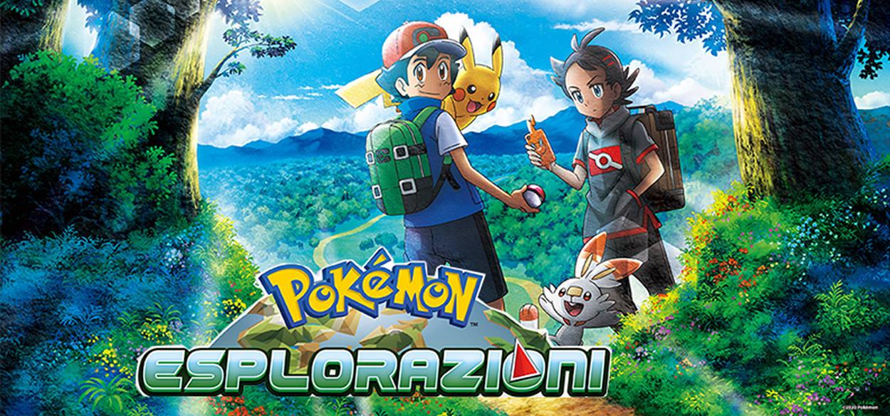 Esplorazioni Pokémon: ecco quando arriverà in Italia