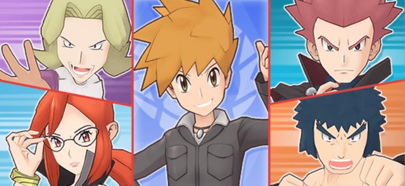 Lotta dei Campioni, la Lega di Pokémon Masters