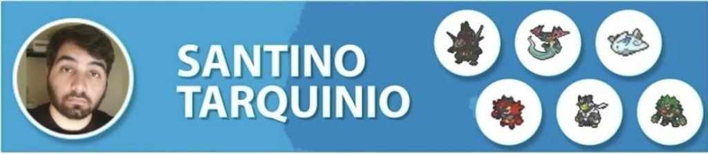 Santino Tarquinio squadra
