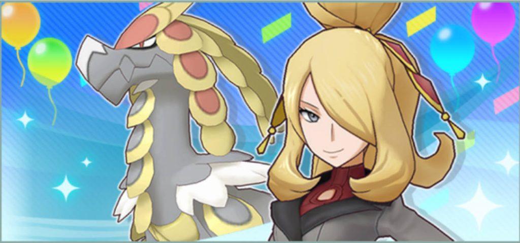 camilla costumax evento Pokémon Masters