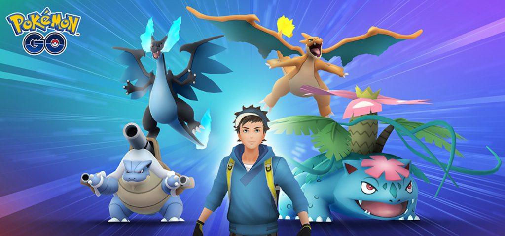Le megaevoluzioni sbarcano in Pokémon GO