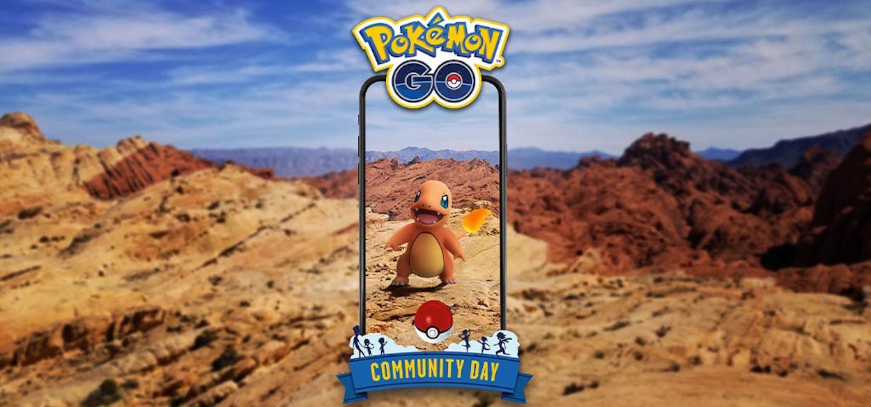 Charmander Community Day