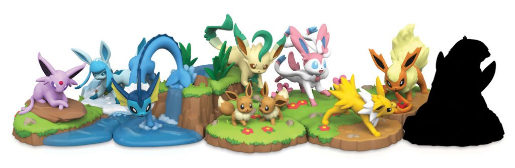 Linea Funko An afternoon with Eevee and friends