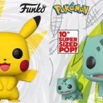 Funko Pop! Pikachu Bulbasaur