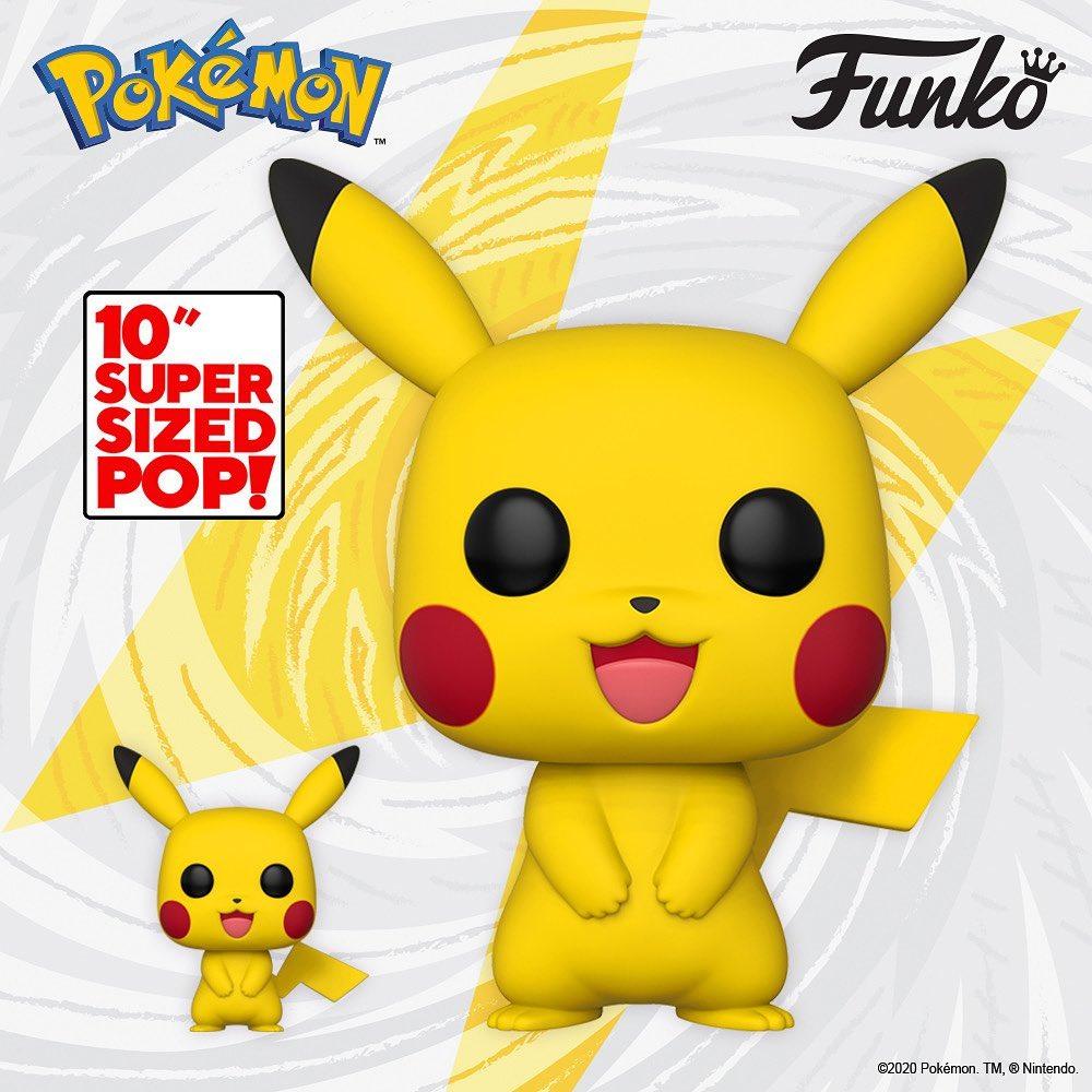 Funko Pop! Pikachu