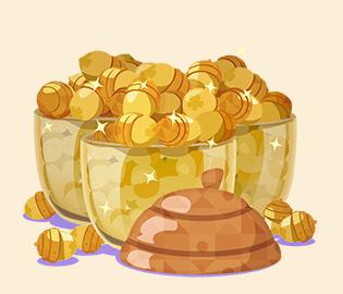 Ghiande d'oro