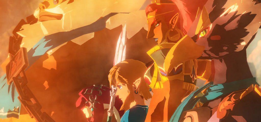 Hyrule Warriors demo