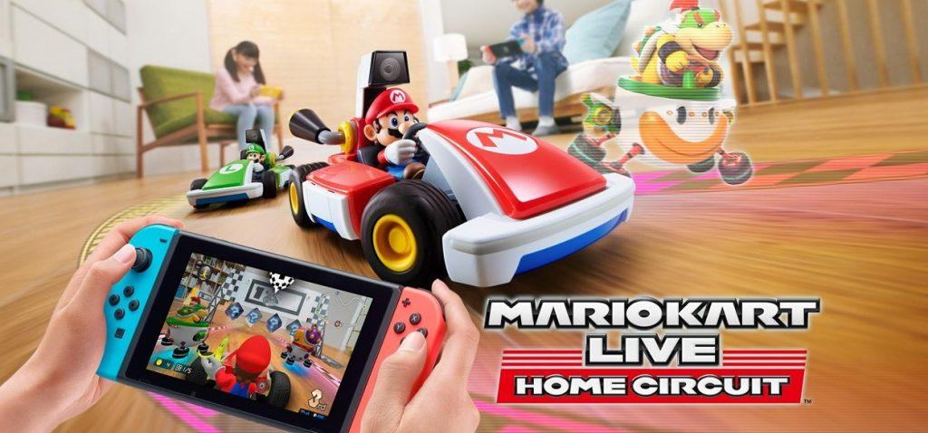 mario kart live home circuit gamestopzing volantone novembre